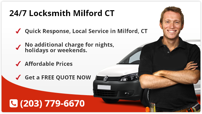 milford CT Locksmith